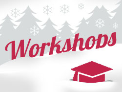 Workshops and Courses Sale