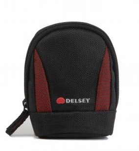 Delsey Gopix 102 Black / Red