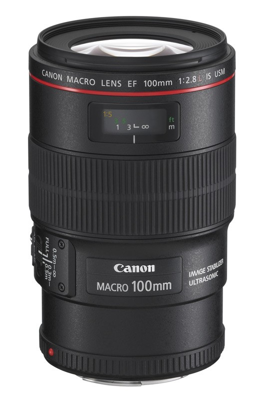 Canon EF Macro 100MM F2.8L IS USM
