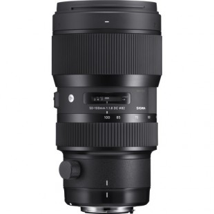 Sigma 50-100mm f/1.8 Front