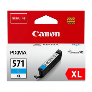 Canon CLI-571XL Ink Cartridge Cyan