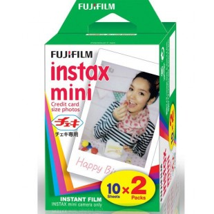 Fuji Instax Mini 10 Film Twin pack