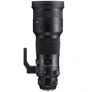 Sigma 500mm F4.0 DG OS HSM Lens - for Canon EF
