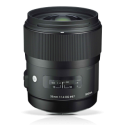 "Sigma 35mm F1.4 HSM ""Art"" Series Lens - for Canon EF Mount"