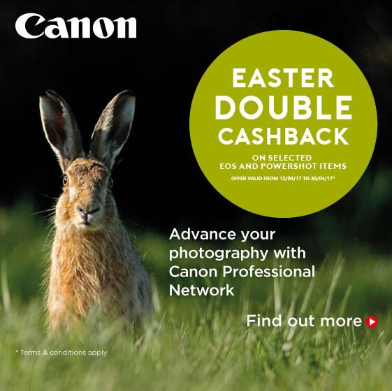 Canon Double Cashback