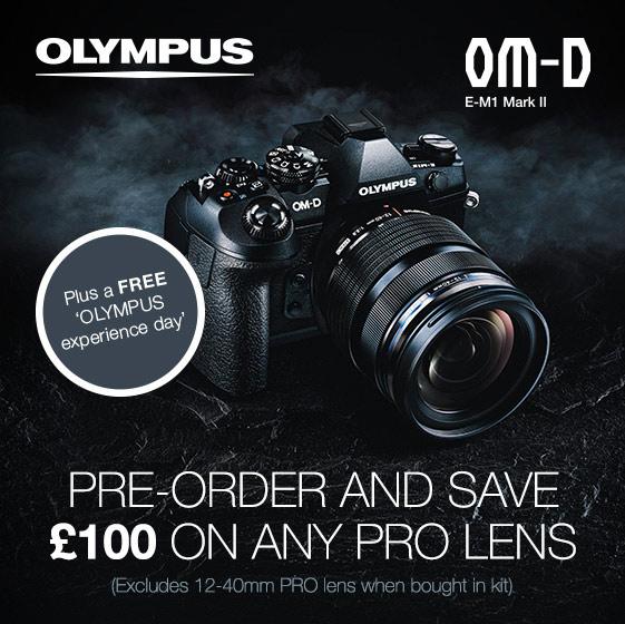 New Olympus OM-D E-M1 Mark II