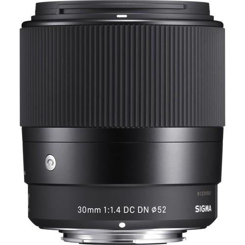 Sigma 30mm F1.4 DN DC Contemporary - for Sony E-Mount
