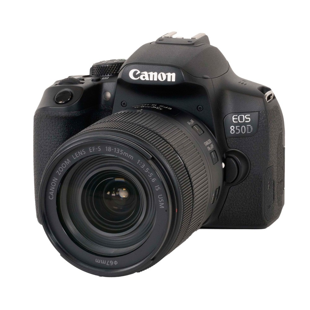 Canon EOS 850D & EF-S 18-135mm f/3.5-5.6 IS USM Lens