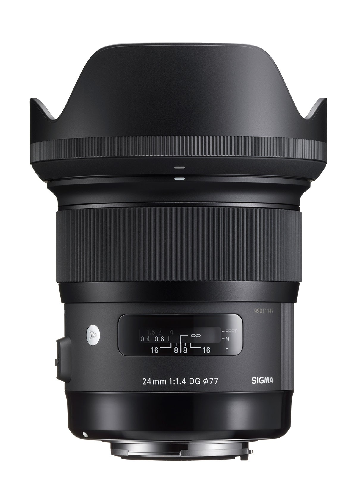 Sigma 24mm f/1.4 DG HSM Art Lens - for Canon EF Mount