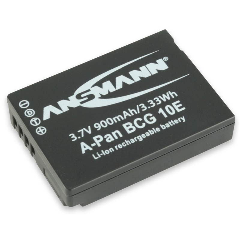 Ansmann A-Pan BCG10E Battery for Panasonic