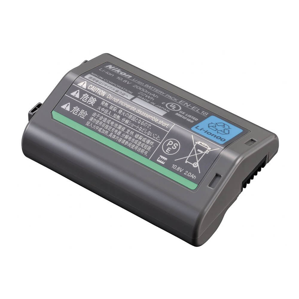 Nikon EN-EL18b Rechargeable Lithium-ion Battery Pack - for D5