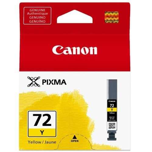 Canon Ink PGI-72Y Yellow