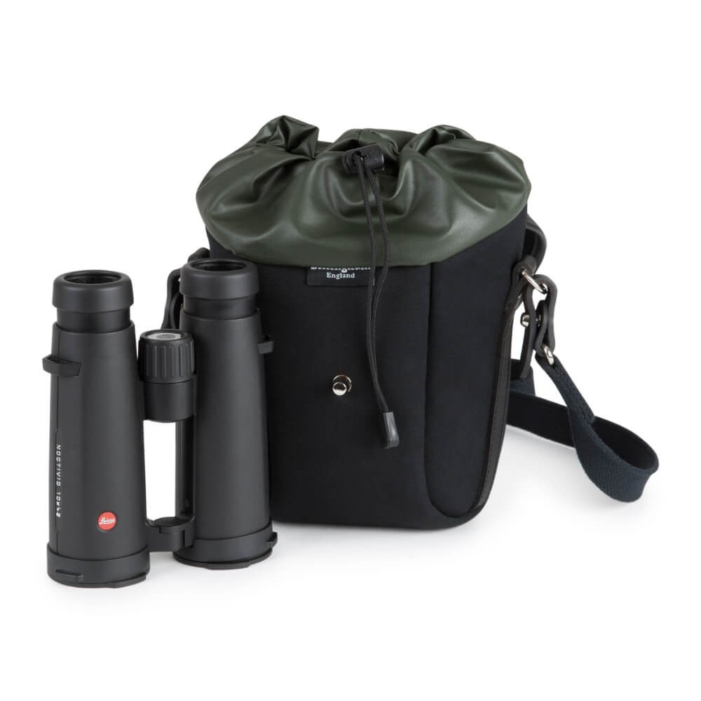 Objective Small Canvas Compact Binocular Carry Case Binoculars & Telescopes Binocular Cases & Accessories