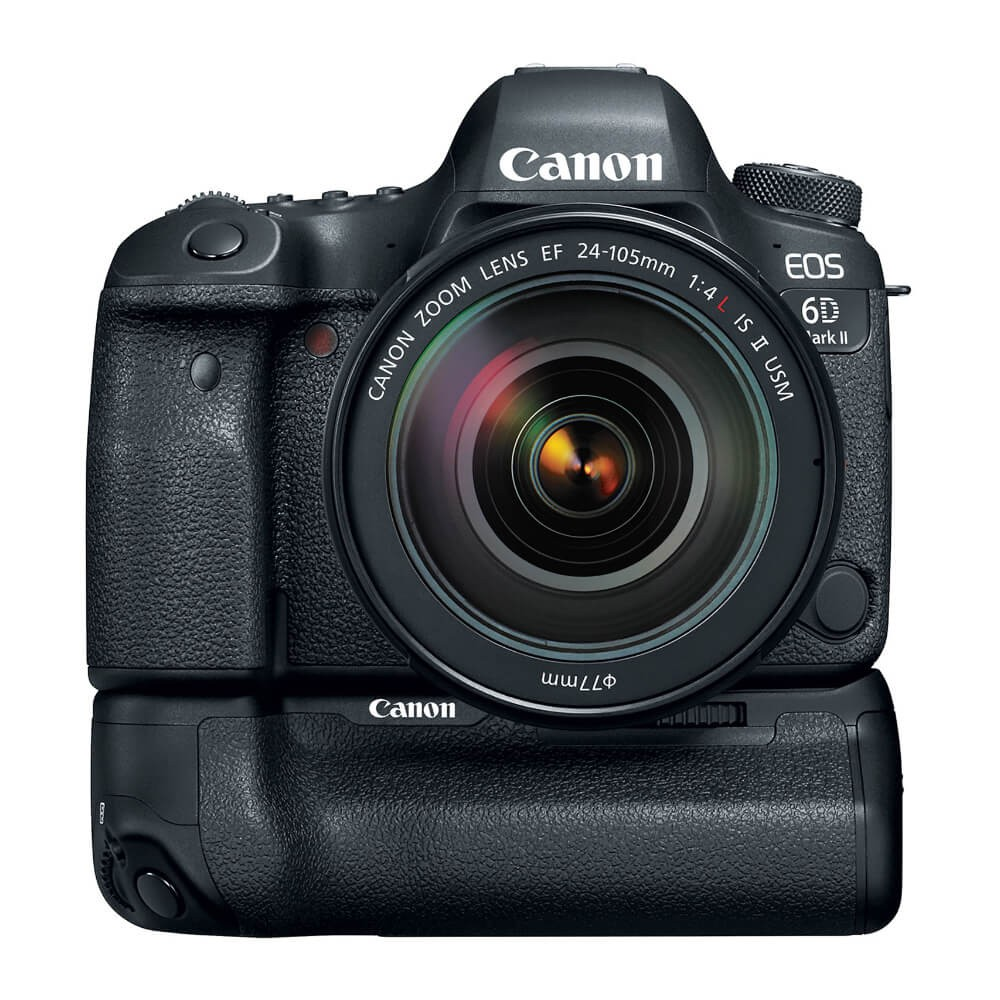 Canon BG-E21 Battery Grip - for Canon EOS 6D Mark II