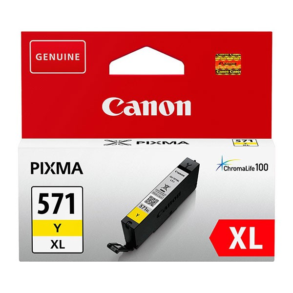 Canon CLI-571XL Ink Cartridge Yellow