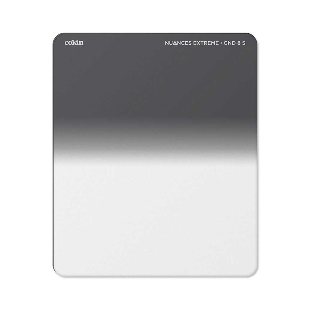 Cokin P-Series Nuances Extreme Soft Graduated ND8 (3 Stops)