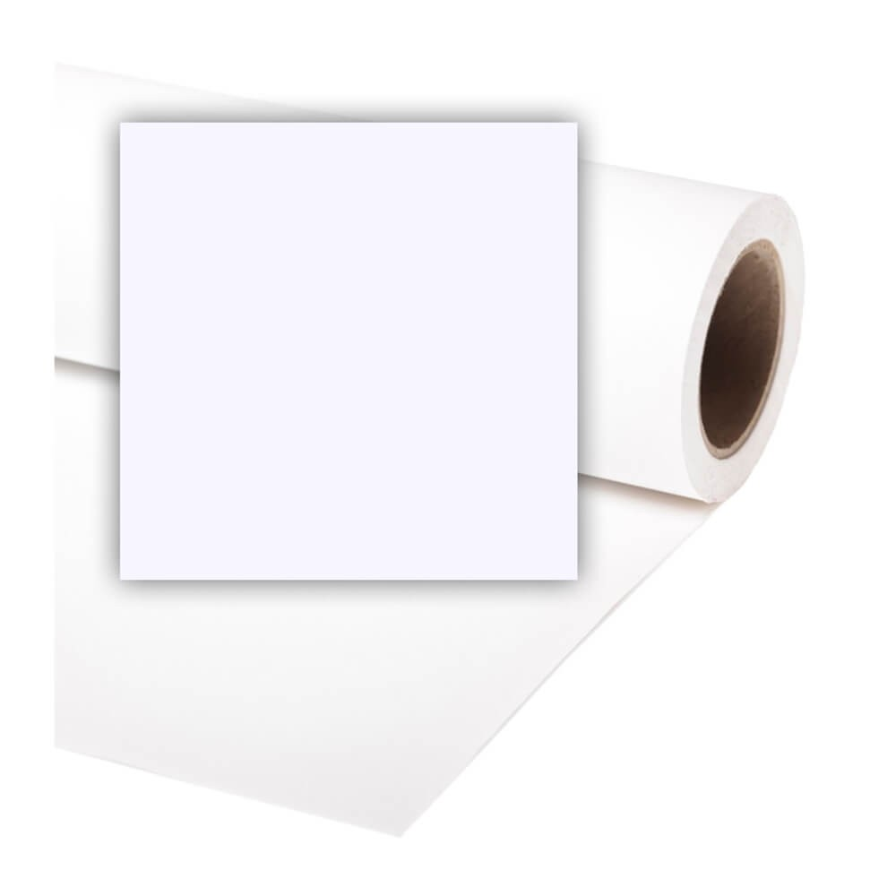 Colorama Paper 1.35 x 11m Arctic White