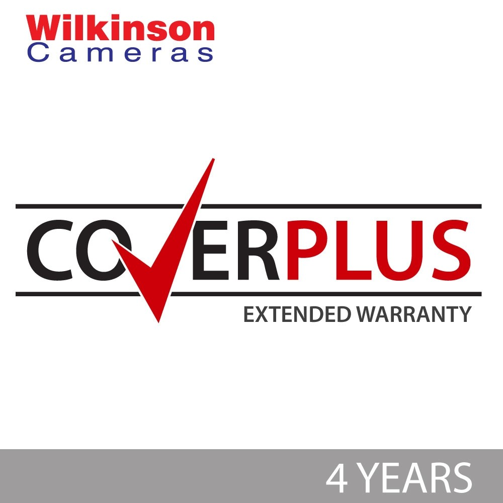 Wilkinson Cameras CoverPlus Guarantee - Extended Warranty