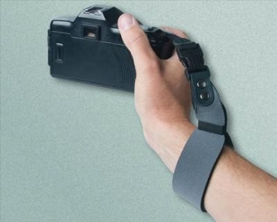Op Tech Slr Wrist Strap Black