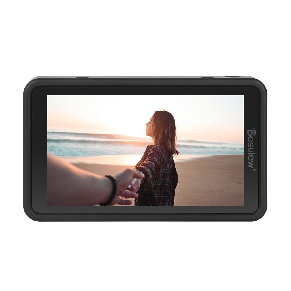 """Desview R5 On Camera 5.5"""" Touch Screen Monitor"""