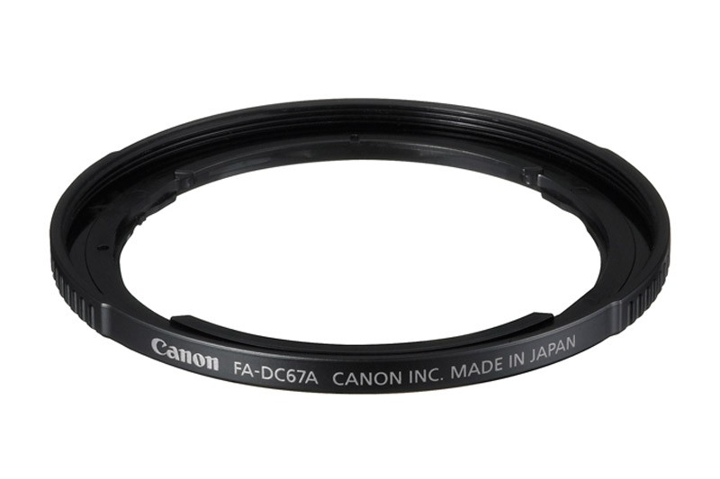 Canon FA-DC67A Filter Adapter
