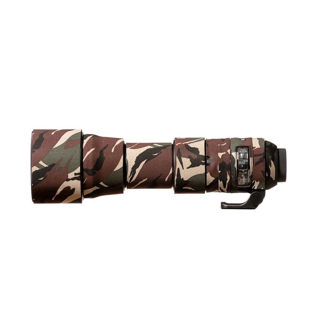 easyCover Lens Oak for Sigma 150-600mm C Lens (Green Camouflage)