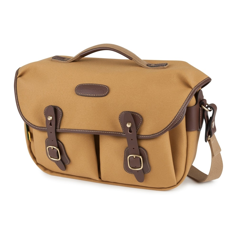 Billingham Hadley Pro 2020 Camera Bag (Khaki FibreNyte / Chocolate Leather)