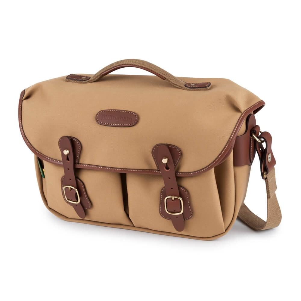 Billingham Hadley Pro 2020 Camera Bag (Khaki Canvas / Tan Leather)