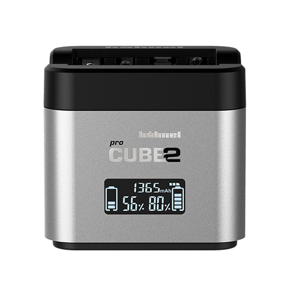 Hahnel Professional Charger PROCUBE2 for Canon