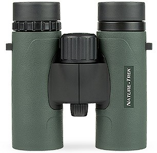 Hawke Nature trek 10x32 Top Hinge Green