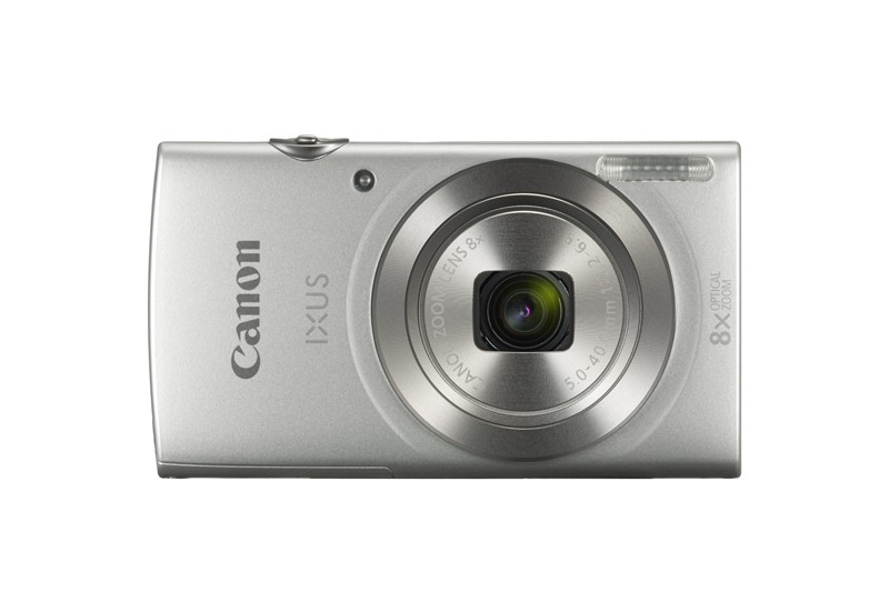 Canon IXUS 185 Compact Digital Camera - Silver