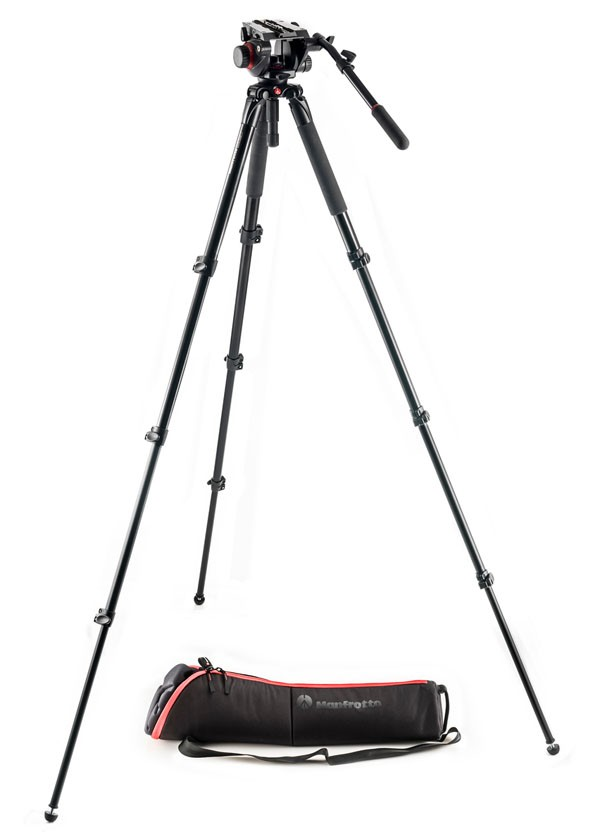 Manfrotto MVK504AQ Alu Single Leg Video System