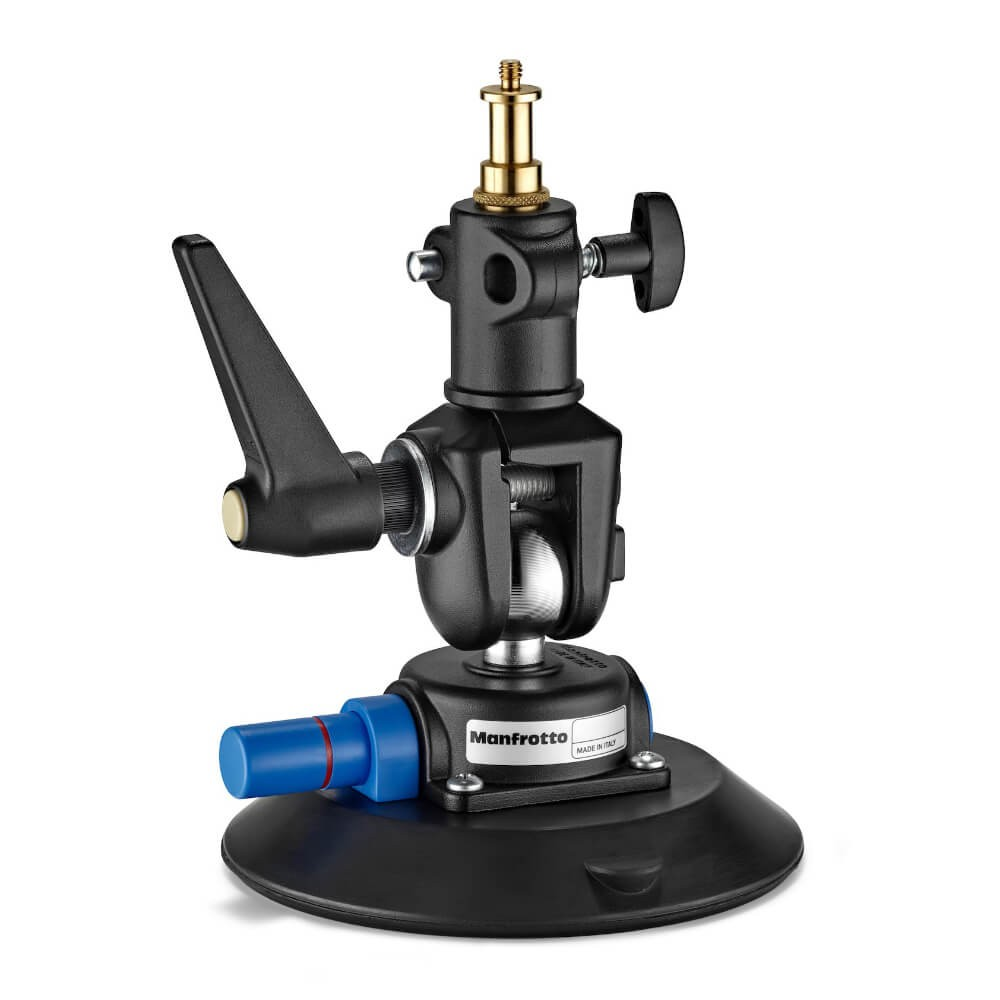 Manfrotto VR Pump Suction Cup & Spigot Adapter