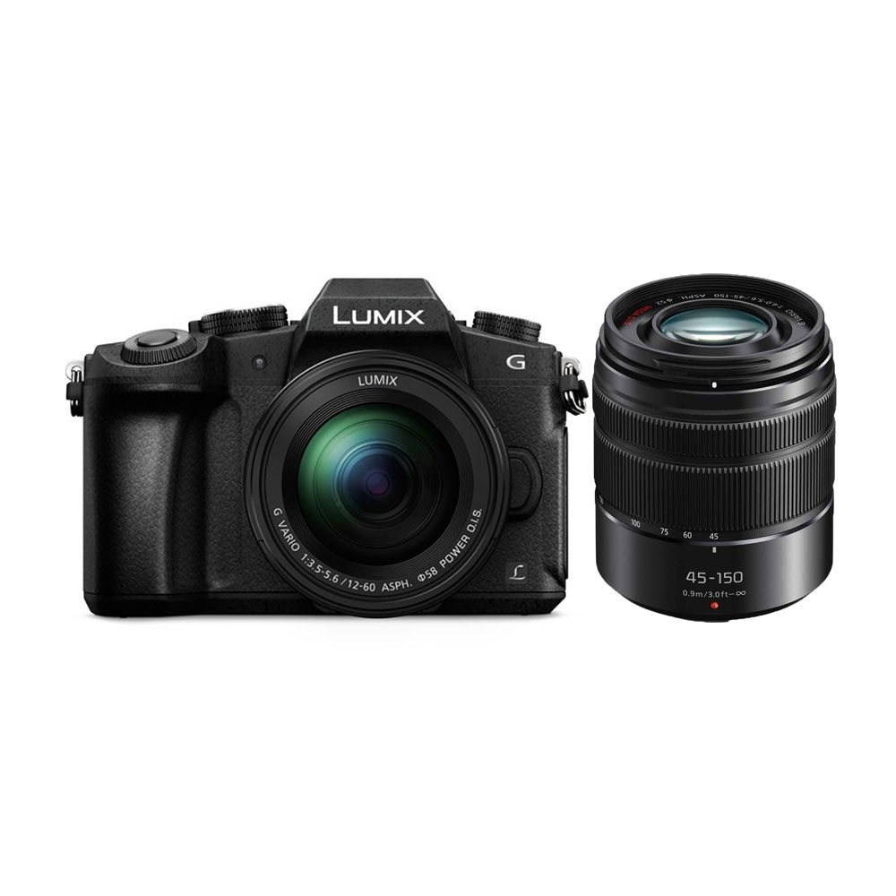 Panasonic Lumix G80 Twin Lens Kit