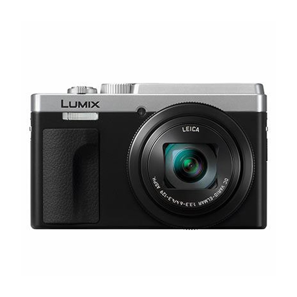Panasonic Lumix TZ95 Digital Compact Camera (Silver)