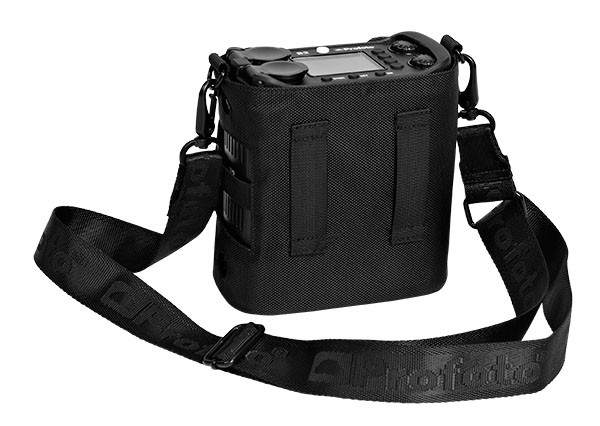 Profoto B2 Carrying Bag back view