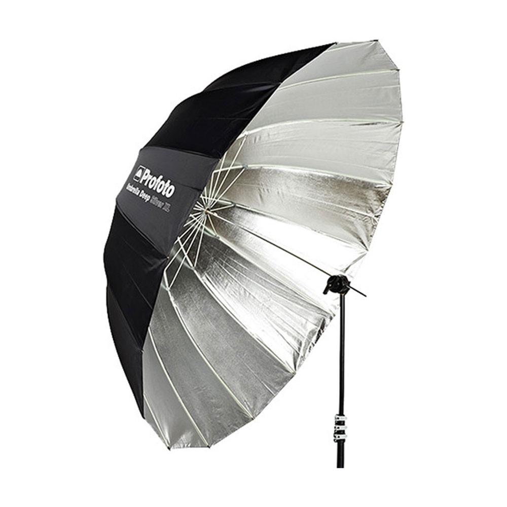 "Profoto Deep Extra Large Umbrella (165cm/65"", Silver)"