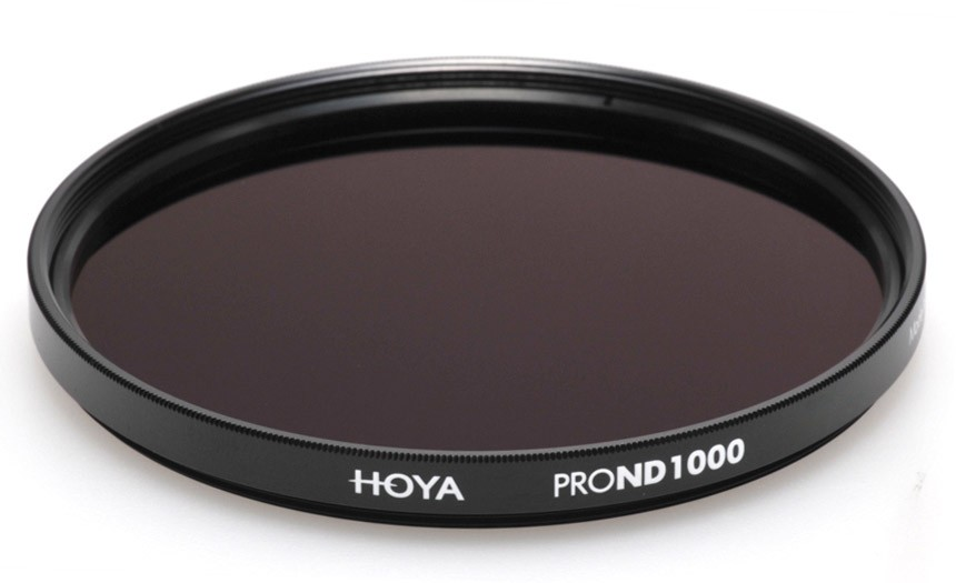 Hoya PRO ND 1000 55mm Neutral Density Filter
