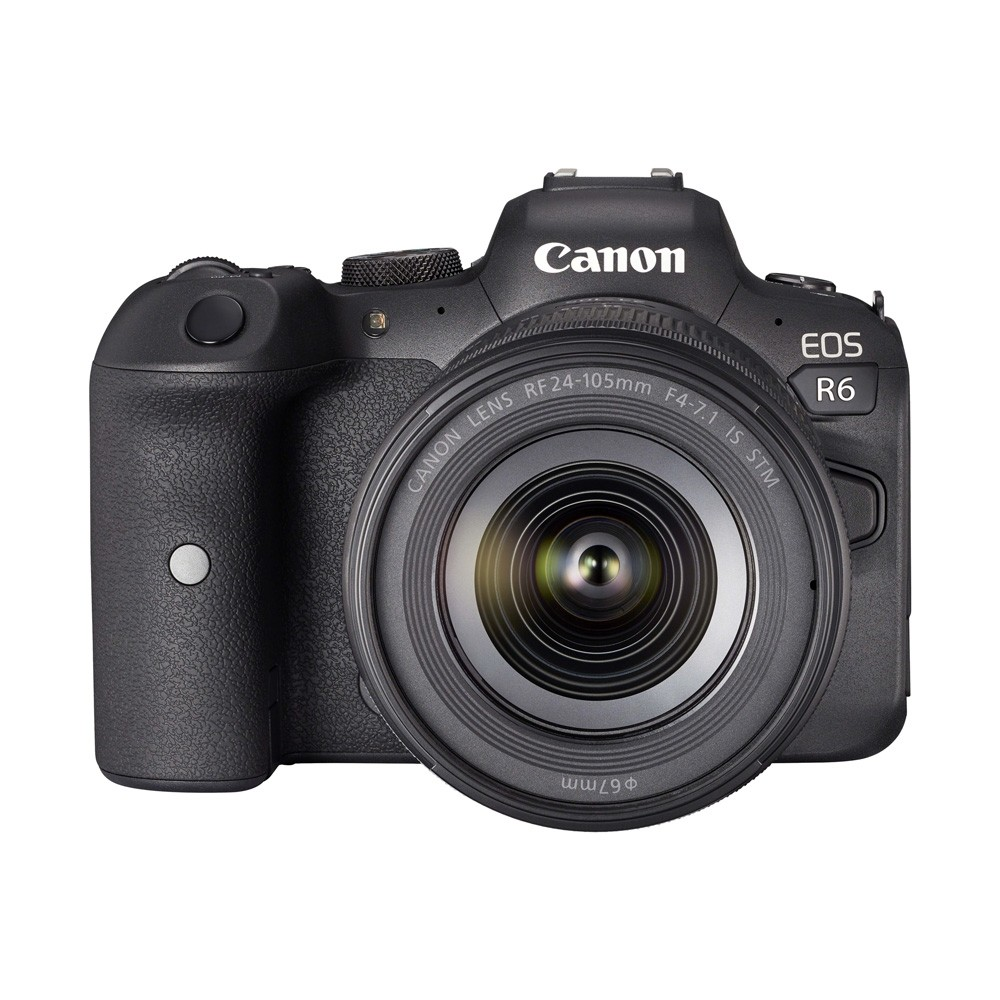 Canon EOS R6 & RF 24-105mm f/4-7.1 IS STM Lens