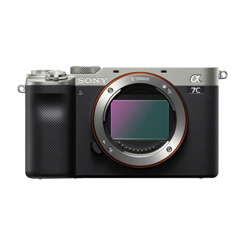 Sony Alpha 7C Body - Silver