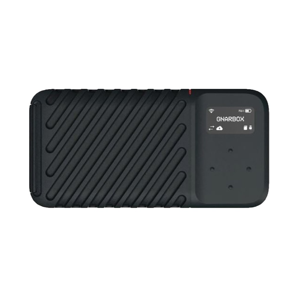 Gnarbox 2.0 SSD 1TB Rugged Backup Device