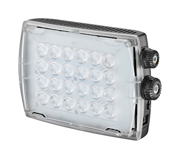 Manfrotto CROMA2 LED Light Front