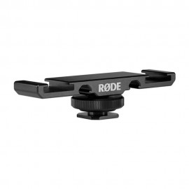 Rode Accessory DCS-1 Dual Cold Shoe Mount