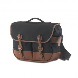 Billingham Eventer Camera Bag - Black Canvas/Tan Leather