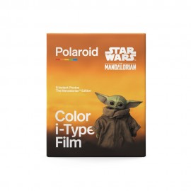 Polaroid Originals i-Type Colour Film - Mandalorian Edition 8 Shot Pack