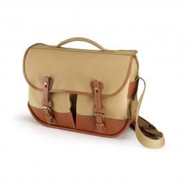 Billingham Eventer Camera Bag - Khaki Canvas/Tan Leather