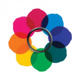 Manfrotto Lumimuse Multicolour Filter Kit