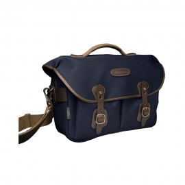 Billingham Hadley One Camera Bag - Navy/Chocolate