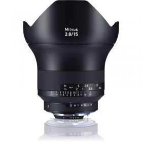 Zeiss Milvus 15mm f/2.8 ZF.2 Lens - for Nikon F Mount