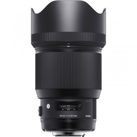 Sigma 85mm F1.4 DG HSM Art Lens - for Nikon F